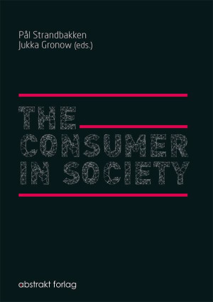 The consumer in society