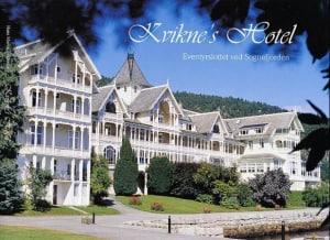 Kvikne's hotel