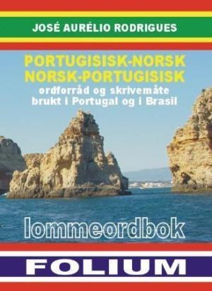 Portugisisk-norsk, norsk-portugisisk lommeordbok