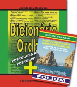 Portugisisk ordbok + lommeordbok