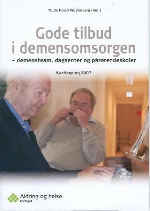 Gode tilbud i demensomsorgen