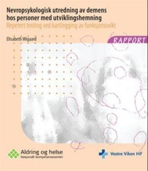 Nevropsykologisk utredning av demens hos personer med utviklingshemning