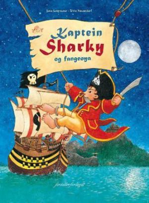 Kaptein Sharky og fangeøya