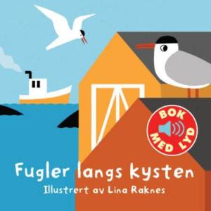 Fugler langs kysten