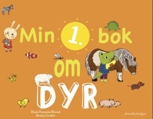 Min 1. bok om dyr