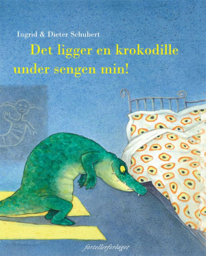 Det ligger en krokodille under sengen min!