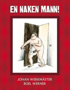 En naken mann