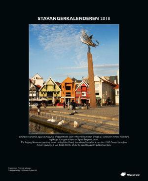 Stavangerkalenderen 2018