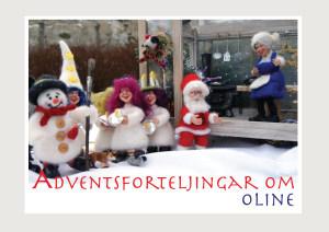 Adventsforteljingar om Oline