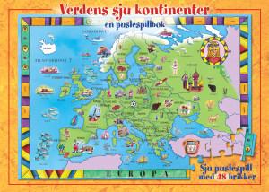 Verdens sju kontinenter