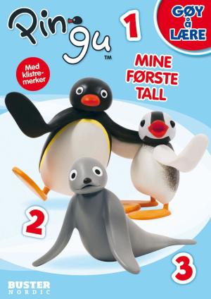 Pingu. Mine første tall