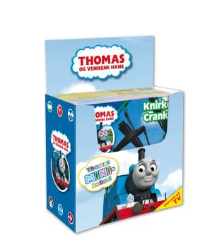 En sprø dag for Thomas