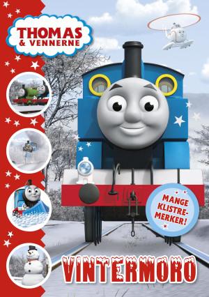 Thomas og vennene hans. Vintermoro. Aktivitetsbok med klistremerker