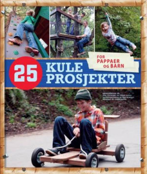 25 kule prosjekter for pappaer og barn