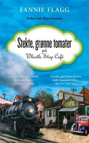 Stekte, grønne tomater på Whistle Stop Cafe