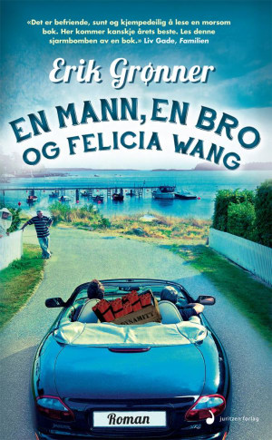 En mann, en bro og Felicia Wang