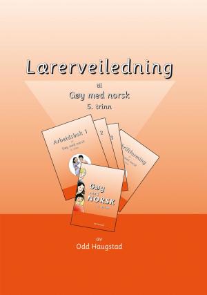 Lærerveiledning til leseverket Gøy med norsk for 5. trinn