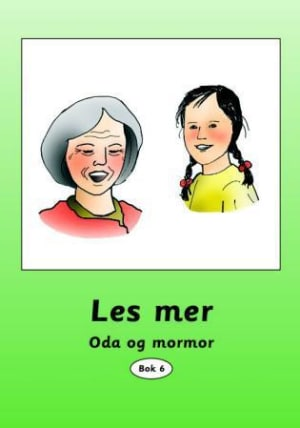 Les mer bok 6