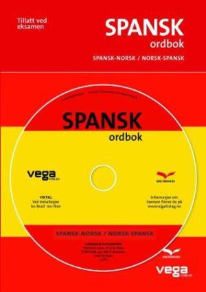 spansk norsk ordbok