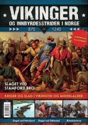 Vikinger og innbyrdesstrider i Norge