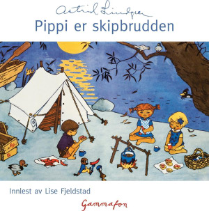 Pippi er skipbrudden