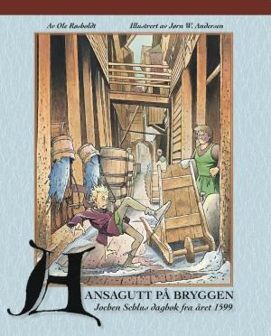 Hansagutt på Bryggen