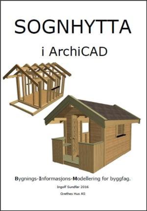 Sognhytta i ArchiCAD
