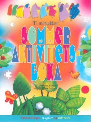 Sommer aktivitetsboka