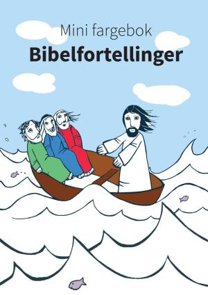 Mini fargebok. Bibelfortellinger