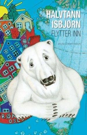 Halvtann isbjørn flytter inn