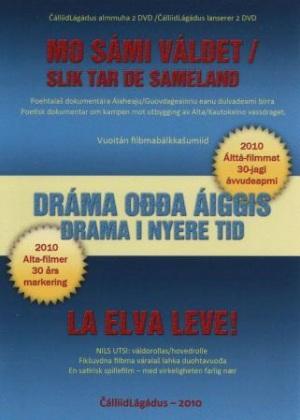 Mo sámi váldet = Slik tar de sameland ; La elva leve!