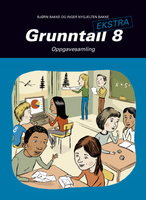 Grunntall 8 ekstra