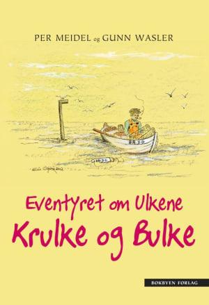 Eventyr om ulkene Krulke og Bulke