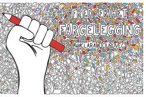 Fred, frihet, fargelegging