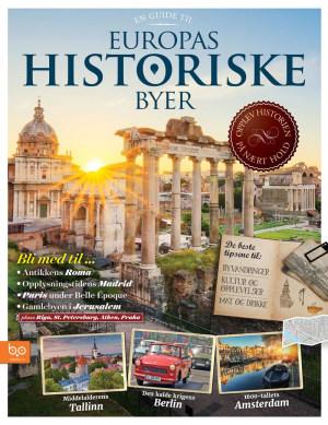 En guide til Europas historiske byer