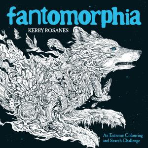 Fantomorphia. En helt spesiel fargeleggingsbok
