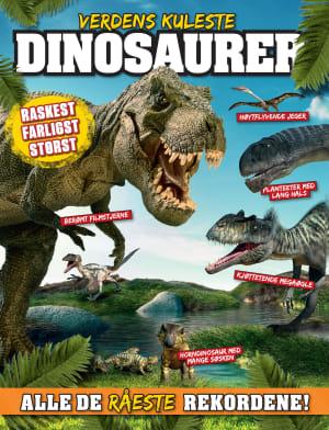 Verdens kuleste dinosaurer