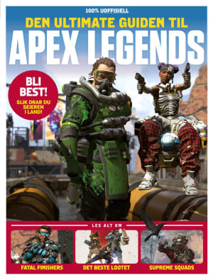 Den ultimate guiden til Apex Legends