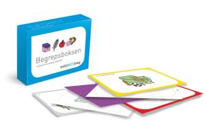 Begrepsboksen. 52 kort