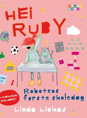 Image result for hei ruby robotens første skoledag
