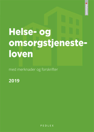 Helse- og omsorgstjenesteloven 2019