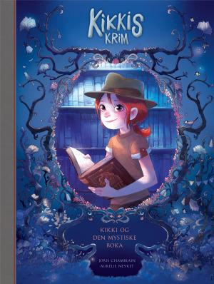 Kikki og den mystiske boka