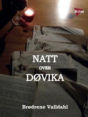 Natt over Døvika