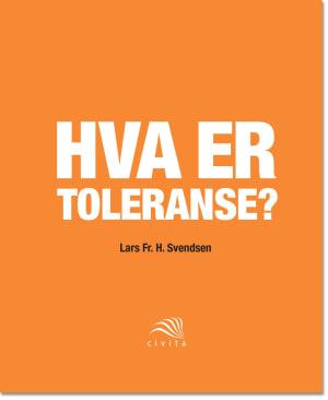 Hva er toleranse?