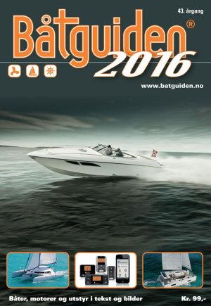 Båtguiden 2016