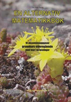 En alternativ matematikkbok