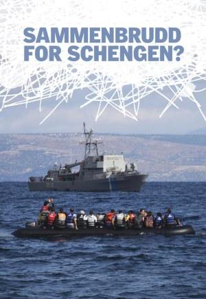 Sammenbrudd for Schengen?