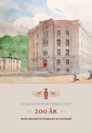 Finansdepartementet 200 år