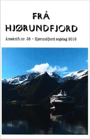 Frå Hjørundfjord 2016