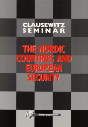 The nordic countries and european security